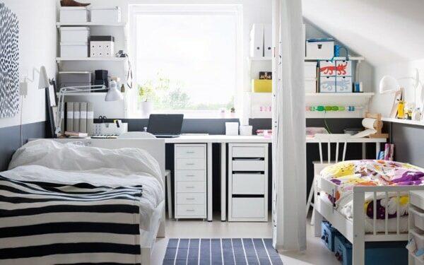 Aménagement bébé-IKEA