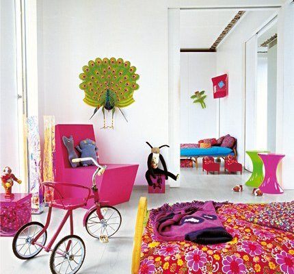 chambre  fille modulable
