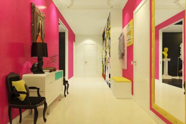 Couloir Feng Shui