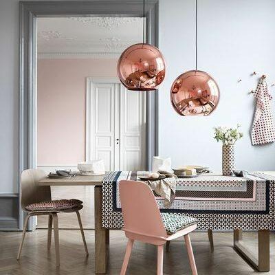 associer la couleur rose en décoration