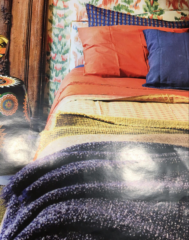 Plaids & couvre-lits: alliez confort & déco!