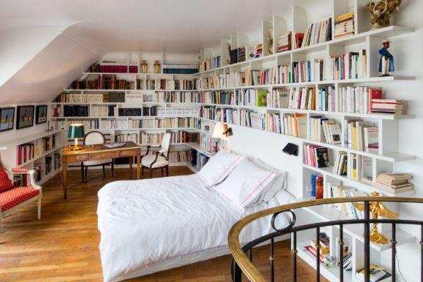 bibliothèque (La Compagnie des Ateliers)