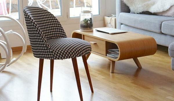 Relookage de petit fauteuil - Pinterest