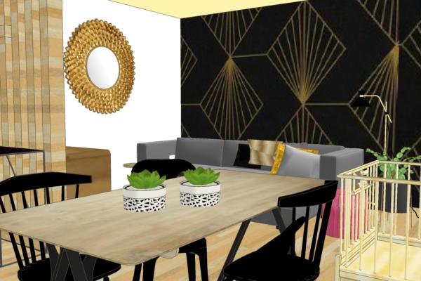 Aménager un salon salle à manger