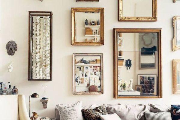décoration murs sans peinture