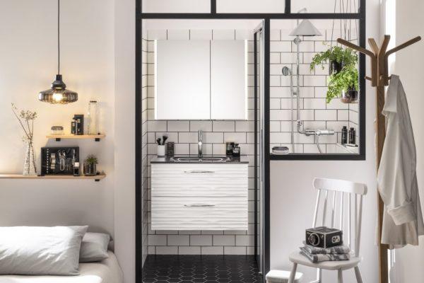 salle de bain verrière- Pinterest